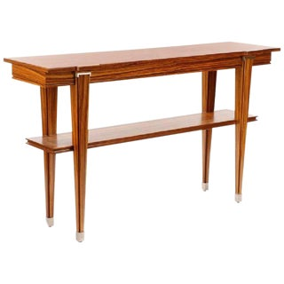 William Switzer (American, 1952) Lucien Rollin Collection Console Serving Table For Sale