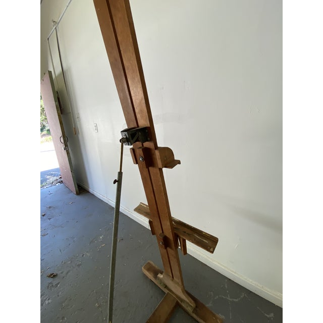 1960s Artist Easel For Sale - Image 10 of 11