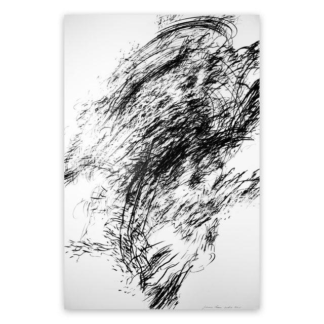 "Jaanika Peerna Jaanika Peerna ""Tipping Point #5"", Drawing For Sale - Image 4 of 4"