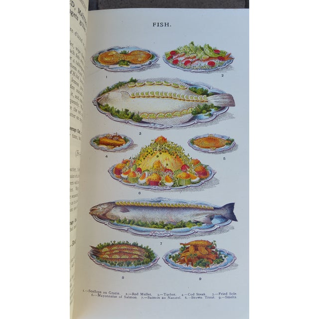 1900 Antique Mrs Beetons Cookery Book - Image 7 of 10