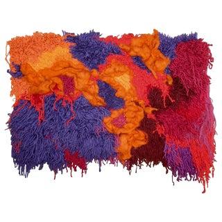 Weaving Artwork Signed Ursula Myers For Sale