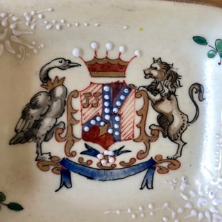 Antique French Samson Porcelain Ashtray Preview