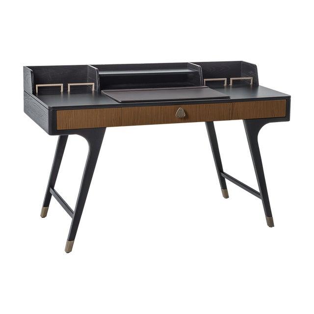 Mid-Century Modern Adriana Hoyos Ten Desk For Sale - Image 3 of 3