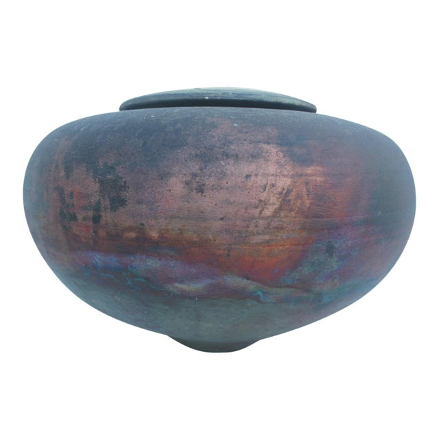 Vintage Studio Pottery Decorative Vase - Image 1 of 11