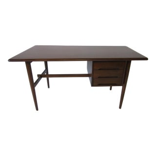 Danish Mid-Century Desk For Sale