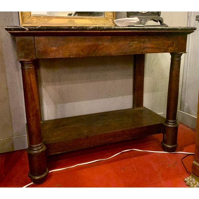 French Empire Country Console For Sale - Image 12 of 12