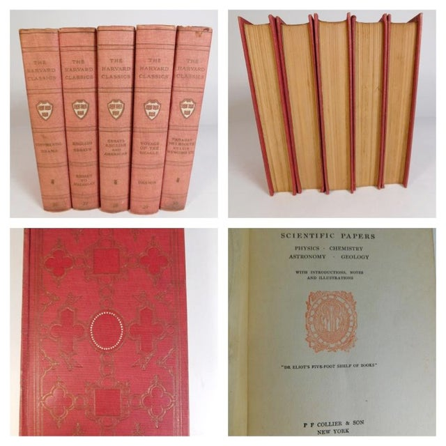 Harvard Classics Book Collection - Set of 46 - Image 7 of 11