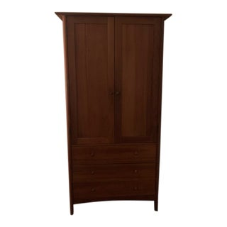 Vermont Furnished Designs Armoire For Sale