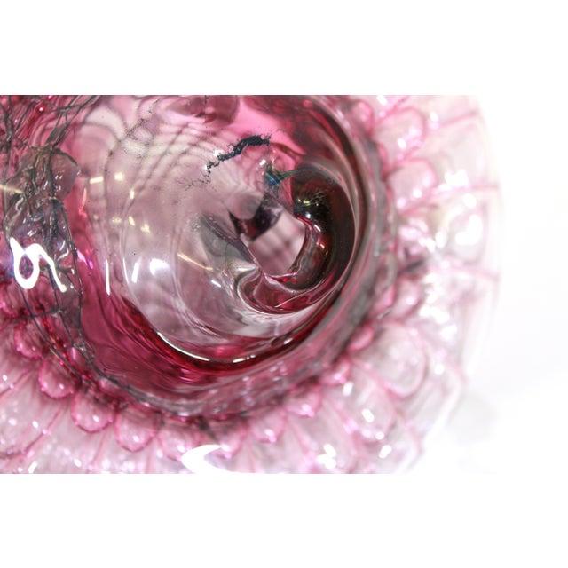 Jorg Zimmermann German Studio Art Glass Sculpture For Sale - Image 11 of 12