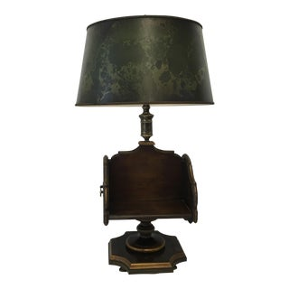 Frederick Cooper Bookcase Lamp For Sale