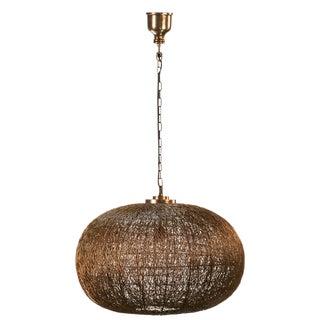 Sarreid Ltd. Copper Globe Pendant