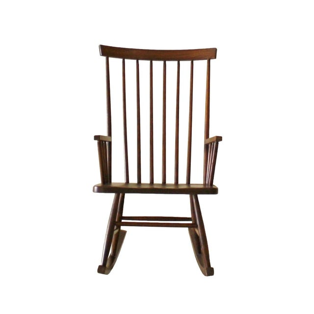 Mel Smilow Rocking Chair - Image 2 of 8
