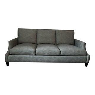 Bernhardt Crawford Linen Sofa