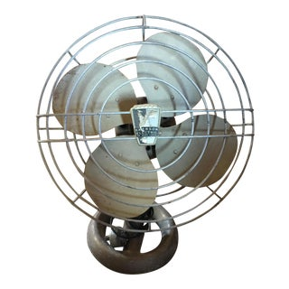 C. 1940 Vintage Emerson Electric Fan