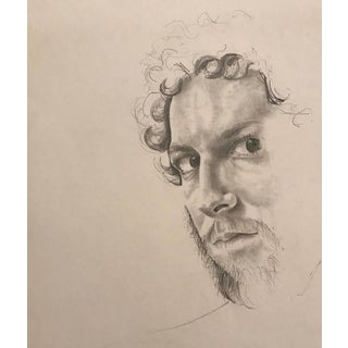 Portrait of a Man 1970s For Sale