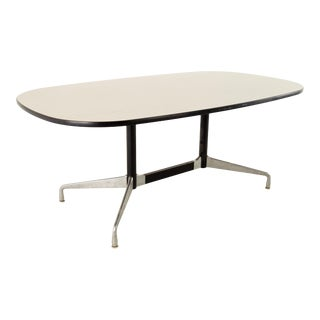 Charles and Ray Eames for Herman Miller Aluminum Mid Century Conference Table For Sale