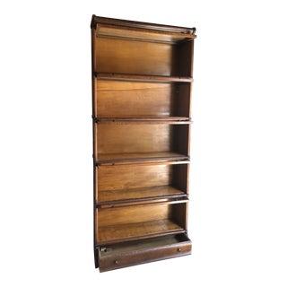 Wernicke 1896 Modular/Elastic Bookcase For Sale