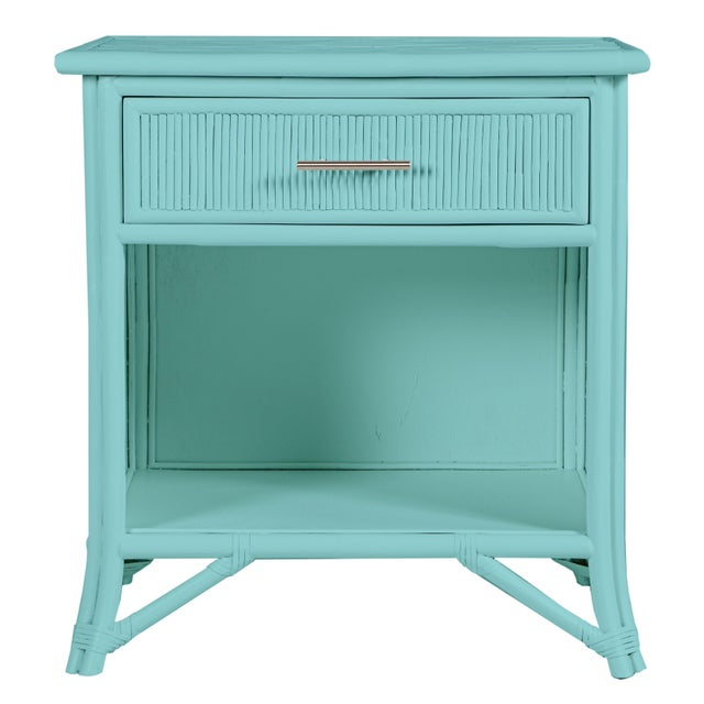 Versatile and highly functional, the Aruba Nightstand captures the carefree elegance of the coast. Featuring a Pencil...