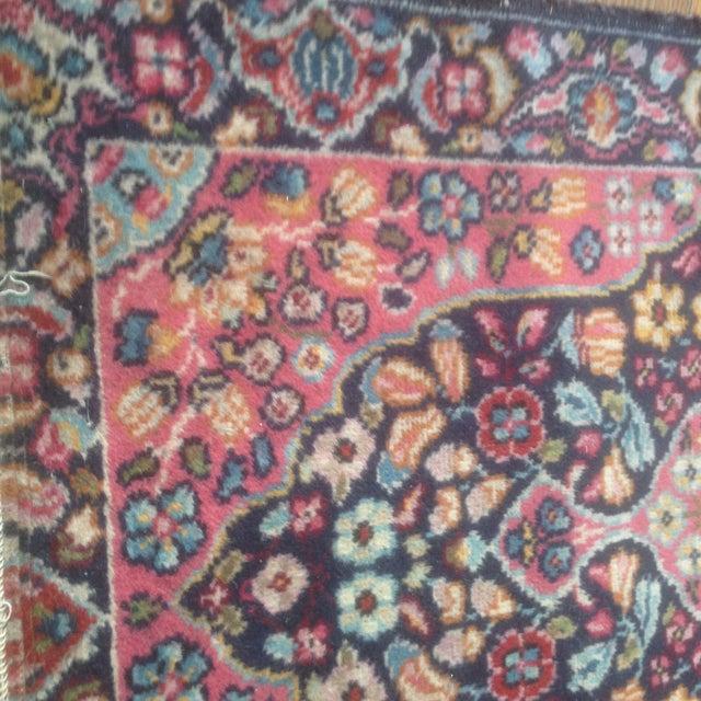 Vintage Karastan Oriental Small Rug - 2′2″ × 4′ For Sale - Image 11 of 13