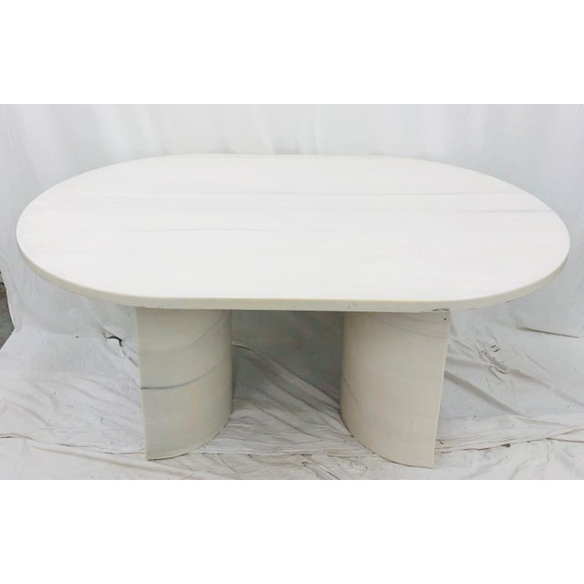 Vintage Contemporary Modern Table For Sale - Image 9 of 12