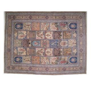 "Khorassan Carpet -- 9'9"" x 12'9"""