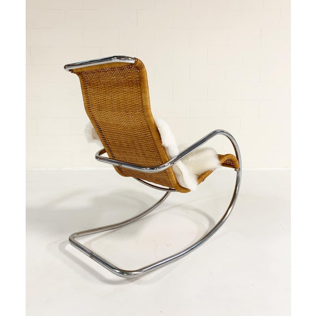 Mid 20th Century Stendig Rocking Chair For Sale - Image 5 of 10