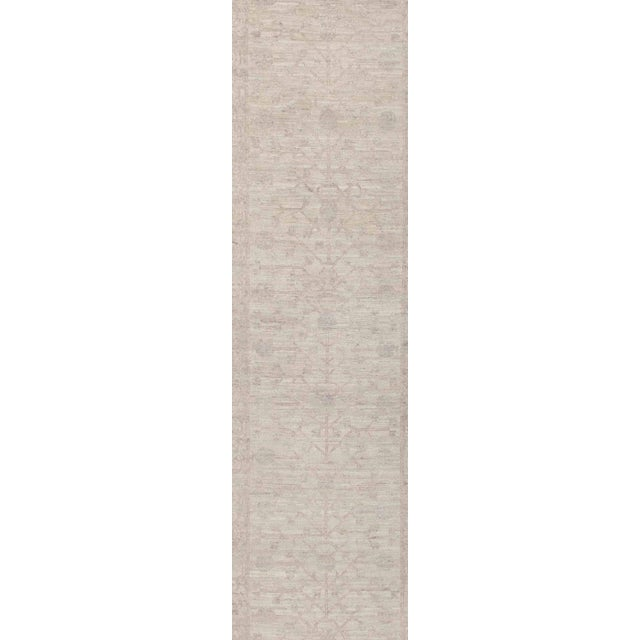 This is a hand-knotted KHOTAN rug from Pasargad NY. Hand-spun, 100% lamb's wool and comes all naturally dyed. This rug is...