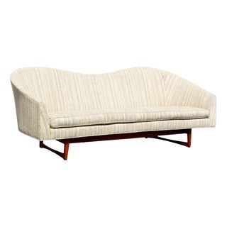 Mid-Century Modern Rare Lawrence Peabody for Richard Nemschoff Sofa 1960s For Sale