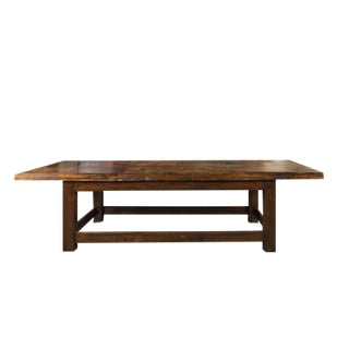 Belgian Long Work Table For Sale