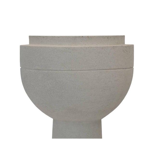 The Eschbach I Cast Concrete Planter - Image 2 of 4