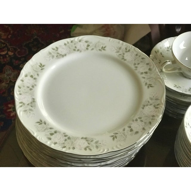 Classy ,Vintage Sheffield Fine China Classic 501 ,Reduced Set for 11 For Sale In Birmingham - Image 6 of 11
