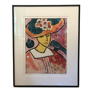 """Madame Sawlensri"" Painting Print For Sale"