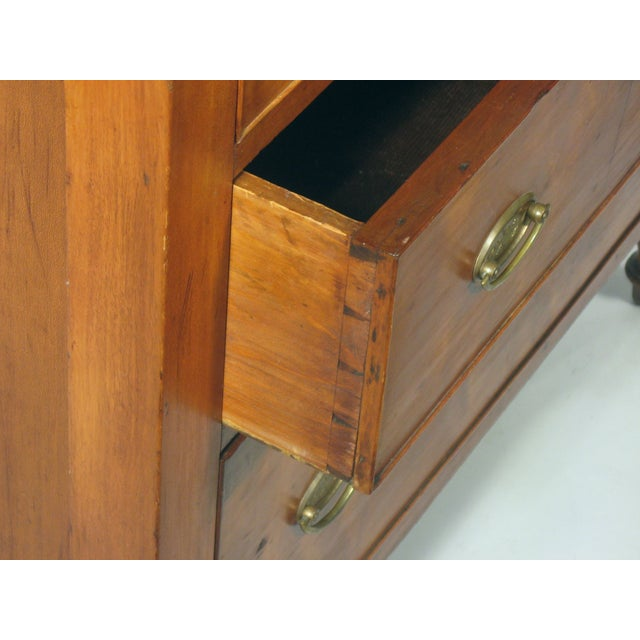 Diminutive Federal Secretary Desk - Image 5 of 6