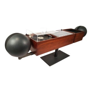 1960s Clairtone Project G2 Rosewood Stereo System For Sale