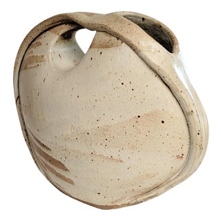 Circa 1970 Studio Pottery Vessel