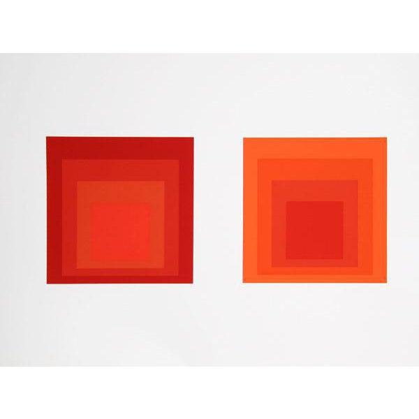 "Josef Albers ""Portfolio 2, Folder 28, Image 1"" Print For Sale"