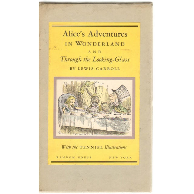 Alice's Adventures in Wonderland - Lewis Carroll - Image 2 of 6