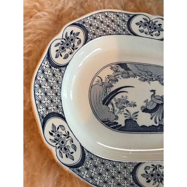 Chinoiserie Old Chelsea Platters - Set of 3 - Image 3 of 8