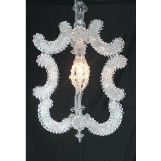 Venetian Glass Pendant Lantern Preview