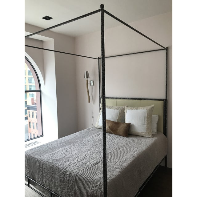 Oly Studio Queen Marco Bed For Sale In New York - Image 6 of 11