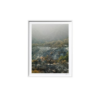 "Timothy Hogan ""Vista"" Original Framed Color Landscape Photograph, 2017 For Sale"