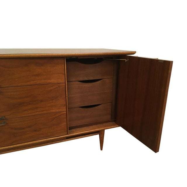 Wood Kent Coffey Eloquence Dresser For Sale - Image 7 of 11