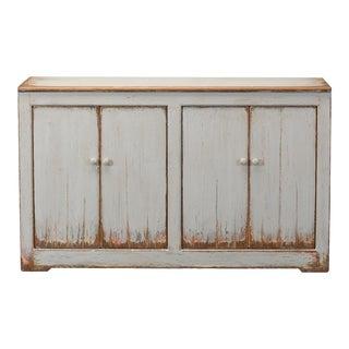 Sarreid Wall Sideboard W/ Four Doors For Sale