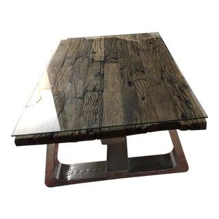 Timothy Oulton Trestle Coffee Table