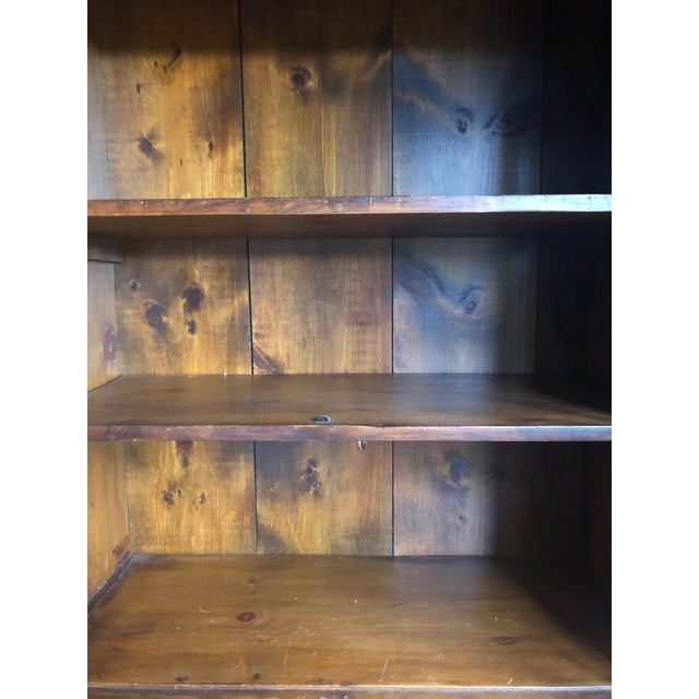 Country Kitchen Cupboard Cabinet With Lots of Storage For Sale In Philadelphia - Image 6 of 12