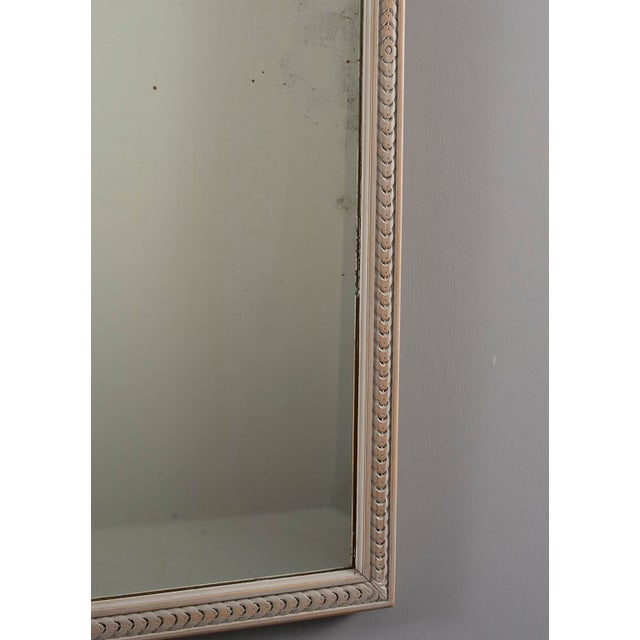 White 19th Century Directoire Mirrors - a Pair For Sale - Image 8 of 12