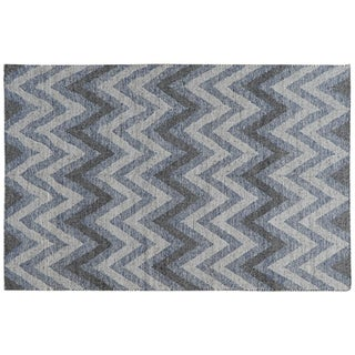 Stark Studio Rugs Contemporary Flat Woven Rug - 5' X 8' Preview
