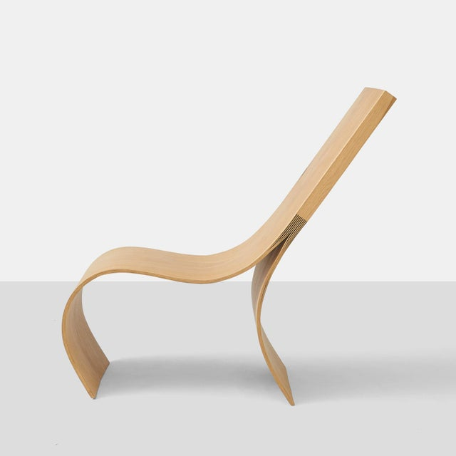 Kaspar Hamacher Lounge Chair by Kaspar Hamacher For Sale - Image 4 of 9