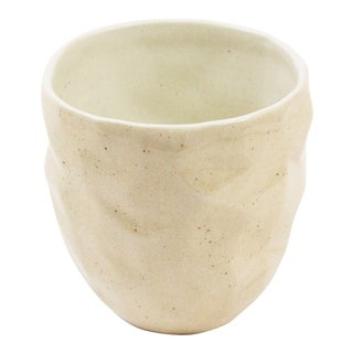 Boho Chic Geo Cream Coffee Cup For Sale