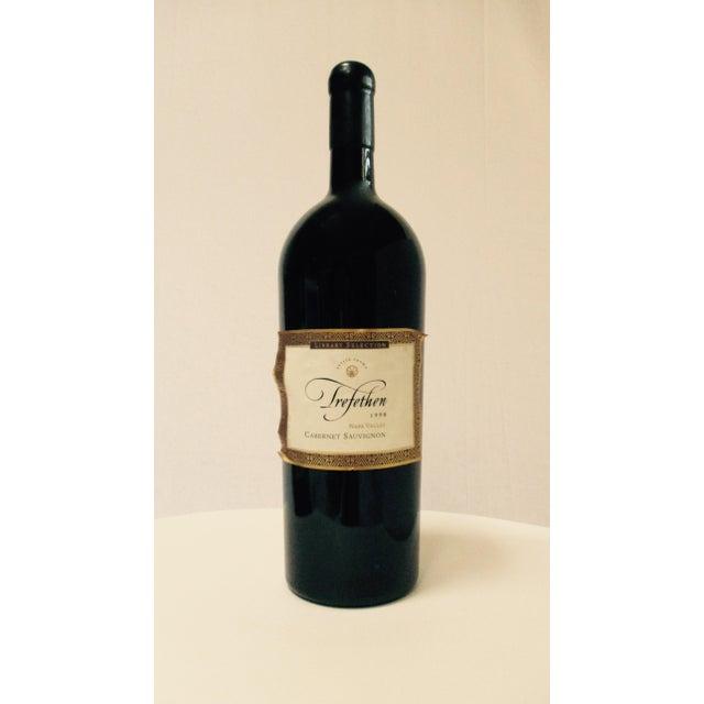 Pop Art Napa Valley California 1990s Wine Bottle Prop - Image 4 of 6